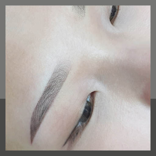 eyebrow tattoo promotion